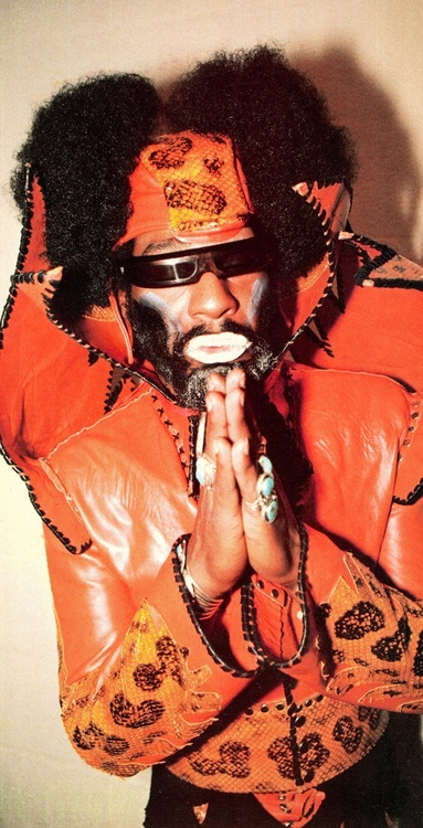 George Clinton pide clemencia.